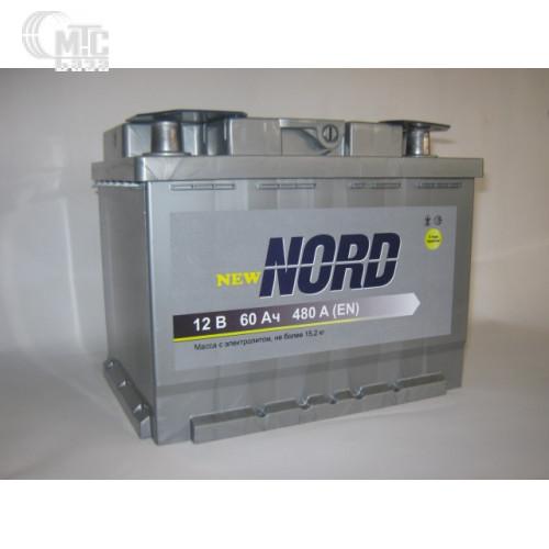 Акумулятор Nord 6СТ-45Ah Аз 360A Nord (1) 207x175x175