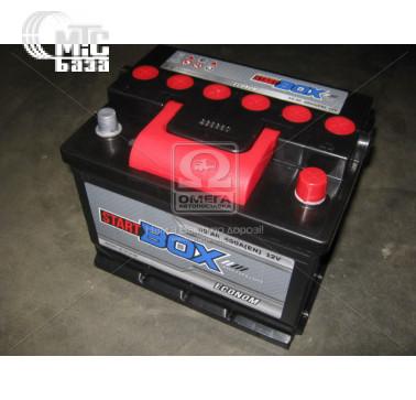 Аккумуляторы Аккумулятор   60Ah-12v StartBOX Econom (242x175x190),L,EN480