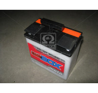 Аккумуляторы Аккумулятор  StartBOX MOTO [6MТC-9C]  9 Ач R 12V EN80 А 148x86x107мм   клемма круглая