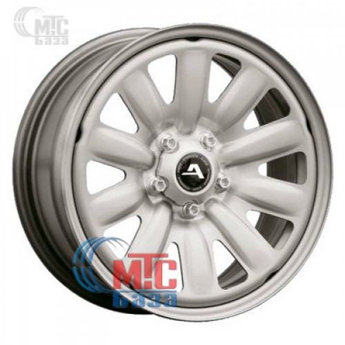 ALST (KFZ) 130001 HybridRad 6,5x16 5x112 ET46 DIA57,1 (silver)