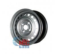 Диски Евродиск 53C45D серый R14 W5.5 PCD4x108 ET45 DIA57.1