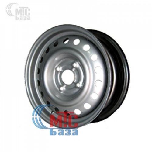 Евродиск 53C45D серый R14 W5.5 PCD4x108 ET45 DIA57.1