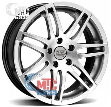 Диски WSP Italy Audi (W539) RS4 Naples hyper silver R16 W7 PCD5x112 ET42 DIA57.1