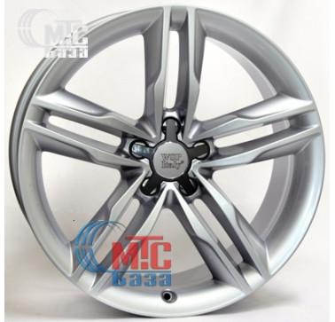 Диски WSP Italy Audi (W562) Amalfi silver R19 W8.5 PCD5x112 ET32 DIA66.6