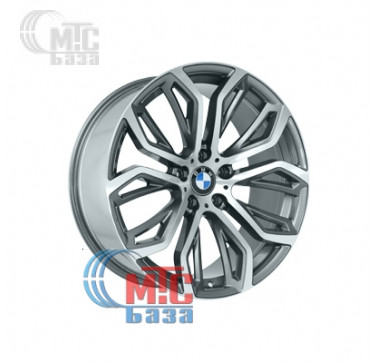 Диски Replica BMW (B792) GMF R20 W11 PCD5x120 ET37 DIA74.1
