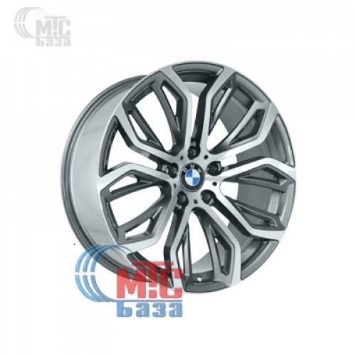 Replica BMW (B792) GMF R20 W11 PCD5x120 ET37 DIA74.1