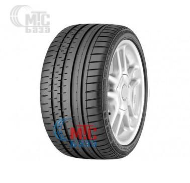 Легковые шины Continental ContiSportContact 2 205/50 ZR16 87W