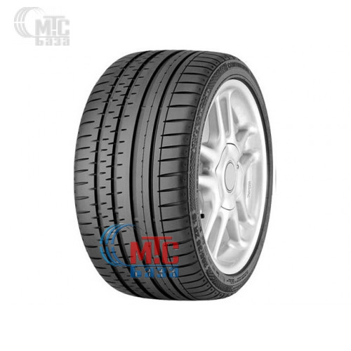 Continental ContiSportContact 2 205/50 ZR16 87W