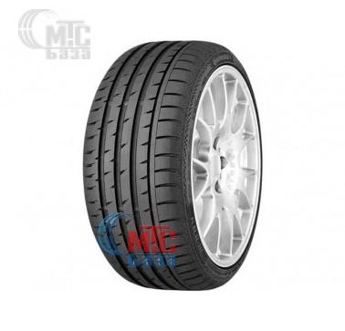 Легковые шины Continental ContiSportContact 3 235/40 ZR19 96W XL