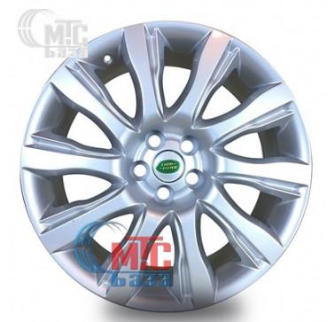 Диски ZD F6336 silver R19 W8 PCD5x108 ET45 DIA63.4