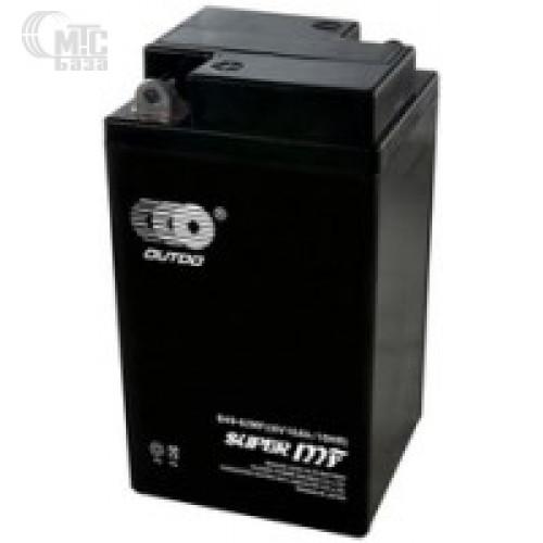 Аккумулятор на мотоцикл Outdo Factory Activated MF [YTX4L-BS ()] EN50 А 113x70x85мм