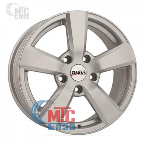 Disla Formula silver R16 W7 PCD5x108 ET38 DIA67.1