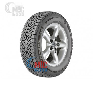 BFGoodrich G-Force Stud 195/60 R15 92Q XL (шип)