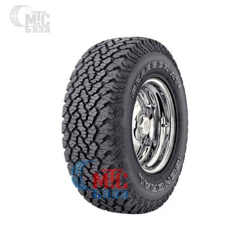 General Tire Grabber AT2 265/75 R16 121/118R
