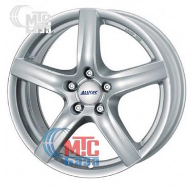 Диски Alutec Grip polar silver R17 W7.5 PCD5x114.3 ET35 DIA70.1