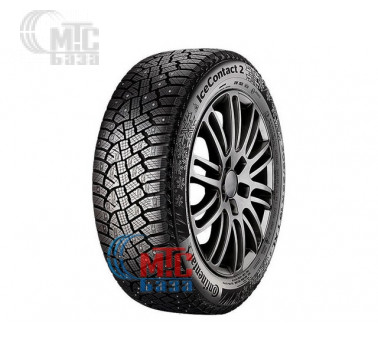 Легковые шины Continental IceContact 2 265/50 R20 111T XL (шип)