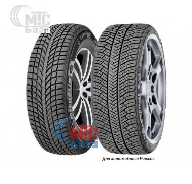 Легковые шины Michelin Latitude Alpin LA2 215/70 R16 104H XL