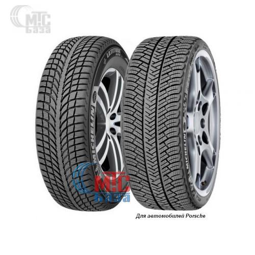 Michelin Latitude Alpin LA2 255/45 R20 105V XL