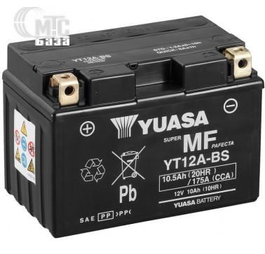 Аккумуляторы Аккумулятор на мотоцикл GS Yuasa Maintenance Free [YTX4L-BS] 6СТ-3 Ач R EN50 А 114x71x86мм