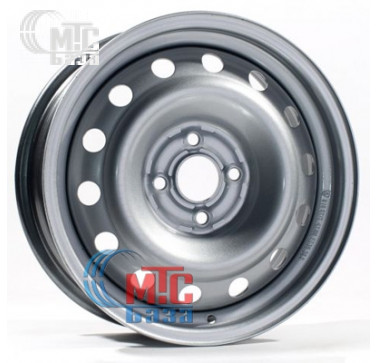 Диски Steel Malata 5x14 5x100 ET35 DIA57,1 (silver)