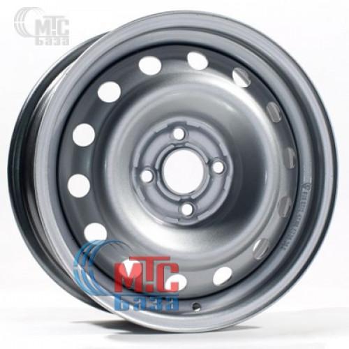 Steel Malata 5x14 5x100 ET35 DIA57,1 (silver)