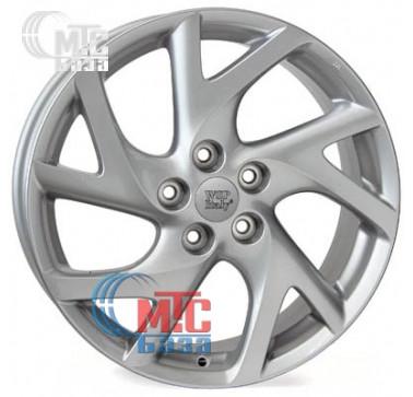 Диски WSP Italy Mazda (W1906) Eclipse silver R17 W7 PCD5x114.3 ET52.5 DIA67.1