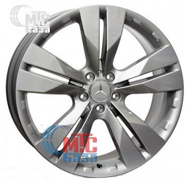 Диски Replica Mercedes (A-F803) silver R20 W8.5 PCD5x112 ET50 DIA66.6