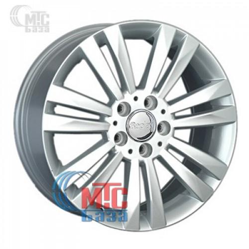 Replay Mercedes (MR129) silver R17 W7.5 PCD5x112 ET37 DIA66.6