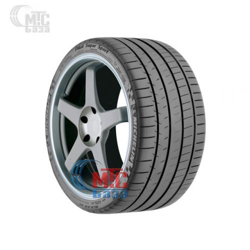 Michelin Pilot Super Sport 275/35 ZR21 99Y Run Flat ZP