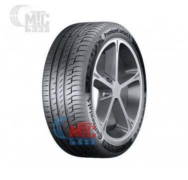 Легковые шины Continental PremiumContact 6 245/45 ZR21 104Y XL