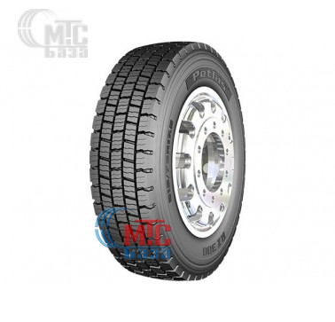Грузовые шины Petlas RZ300 (ведущая) 235/75 R17,5 132/130M