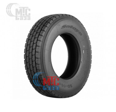 Грузовые шины Satoya SD-064 (ведущая) 295/80 R22,5 152/148M 18PR