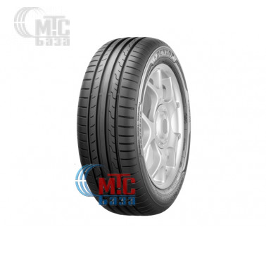 Легковые шины Dunlop Sport BluResponse 205/50 R17 89H