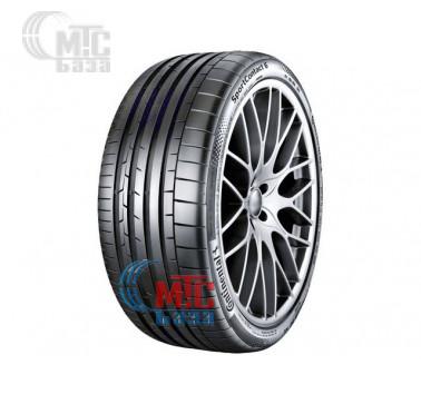 Легковые шины Continental SportContact 6 295/35 ZR20 105Y XL