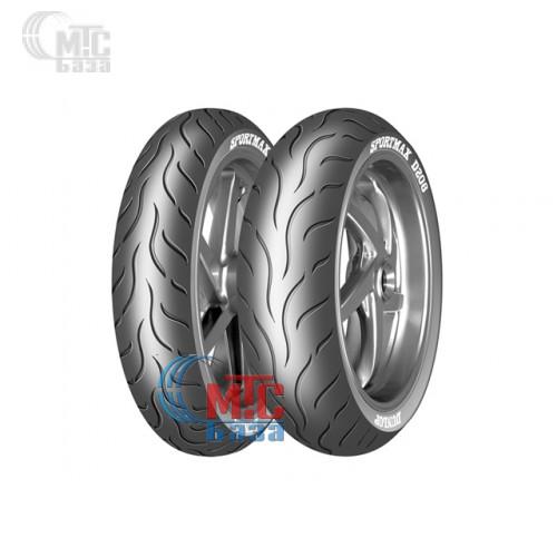 Dunlop Sportmax D208 120/70 ZR19 60W
