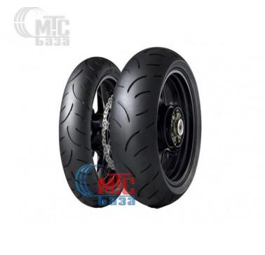 Мотошины Dunlop Sportmax Qualifier II 120/70 ZR17 58W