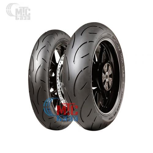 Dunlop Sportmax Sportsmart 2 120/60 ZR17 55W