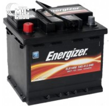 Аккумуляторы Аккумулятор Energizer Standard [E-L1X 400, 545413040] 6СТ-45 Ач L EN400 А 207x175x190mm