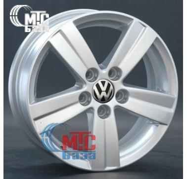 Диски Replay Volkswagen (VV58) silver R16 W6.5 PCD5x120 ET62 DIA65.1