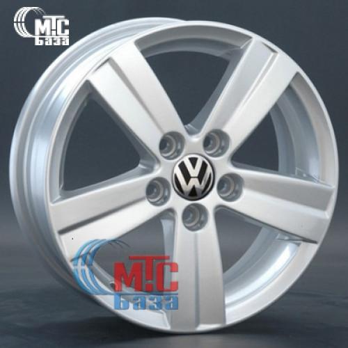 Replay Volkswagen (VV58) silver R16 W6.5 PCD5x120 ET62 DIA65.1
