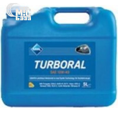 Масла Моторное масло Aral Turboral 10W-40 5L