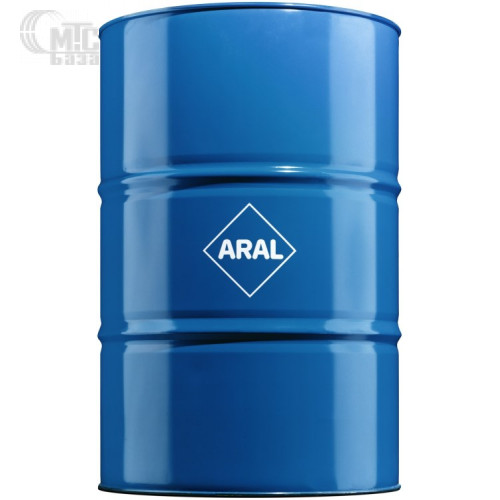 Моторное масло Aral Turboral 10W-40 208L