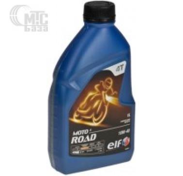 Масла Моторное масло ELF Moto 4 Road 10W-40 1L