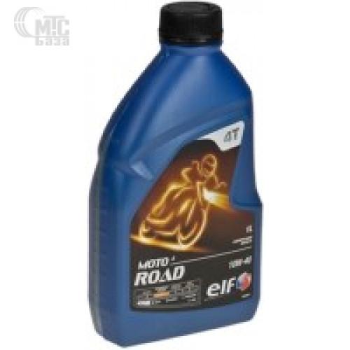 Моторное масло ELF Moto 4 Road 10W-40 1L