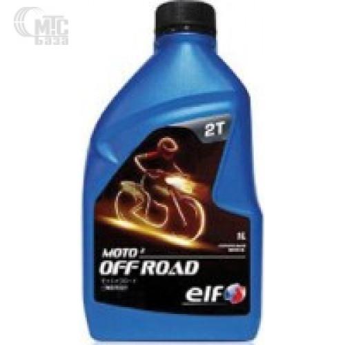 Моторное масло ELF Moto 2 Off Road 1L
