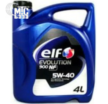 Масла Моторное масло ELF Evolution 900 NF 5W-40 2L