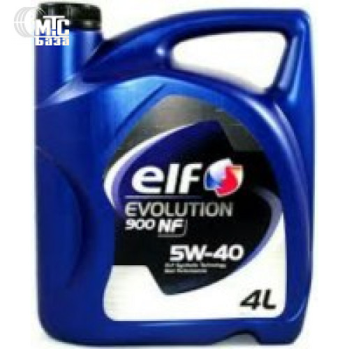 Моторное масло ELF Evolution 900 NF 5W-40 2L