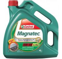 Масла Моторное масло Castrol Magnatec 5W-40 A3/B4 4L