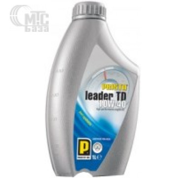 Масла Моторное масло Prista Leader TD 10W-40 1L