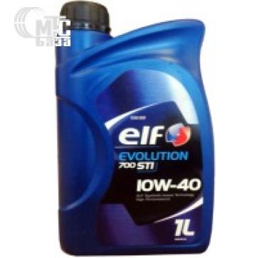 Масла Моторное масло ELF Evolution 700 STI 10W-40 1L
